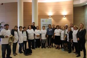 סיירת סבאבא- יום המשפחה הישראלית בכנסת